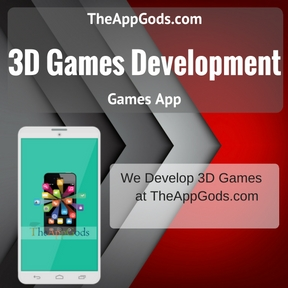 3D Games Development