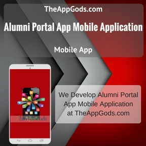 Alumni Portal App Mobile Application