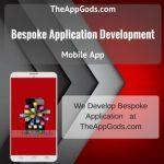 Bespoke Application