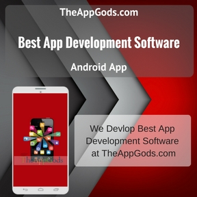 Best App Development Software
