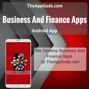 Business And Finance Apps