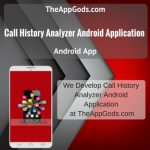Call History Analyzer Android