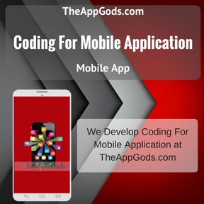 Coding For Mobile Application