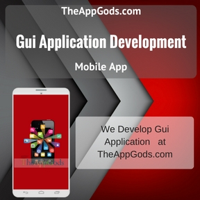 Gui Application Development