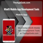 Html5 Mobile Tools