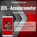 IOS – Accelerometer
