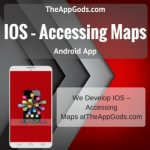 IOS – Accessing Maps