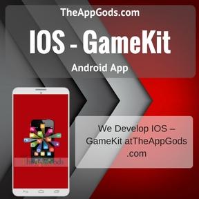 IOS – GameKit