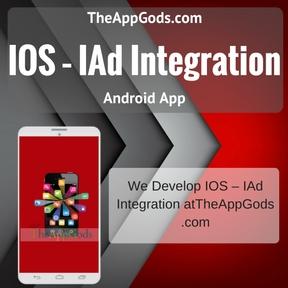 IOS – IAd Integration