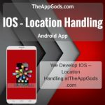 IOS – Location Handling