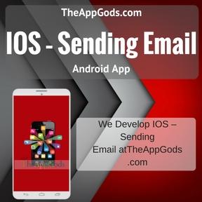 IOS – Sending Email