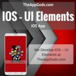 IOS – UI Elements