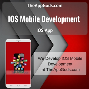 IOS Mobile Development