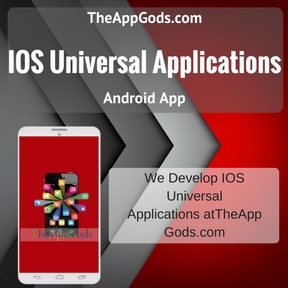 IOS Universal Applications