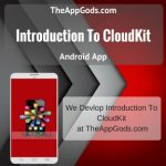 Introduction To CloudKit