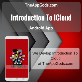 Introduction To ICloud