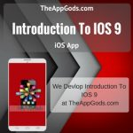 Introduction To IOS 9