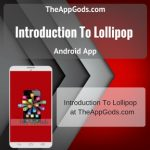 Introduction To Lollipop