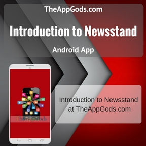 Introduction to Newsstand