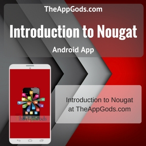 Introduction to Nougat