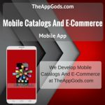 Mobile Catalogs And E-Commerce