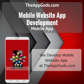 Mobile Website App Development