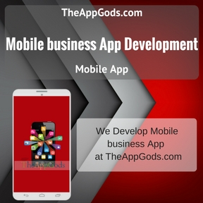 Mobile business App Development