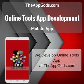 Online Tools App Development