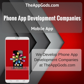 Phone App Development Companies