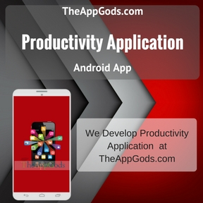 Productivity Application