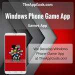 Windows Phone Game