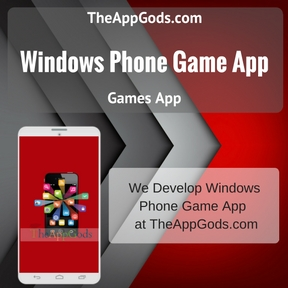 Windows Phone Game App