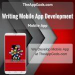 Writing Mobile