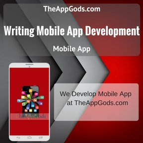 Writing Mobile App Development