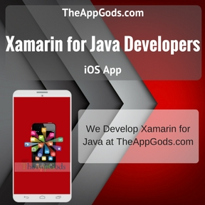 Xamarin for Java Developers